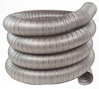 Additional Length Of Stainless Steel 316ti Chimney Liner